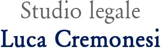 Avvocato Luca Cremonesi
